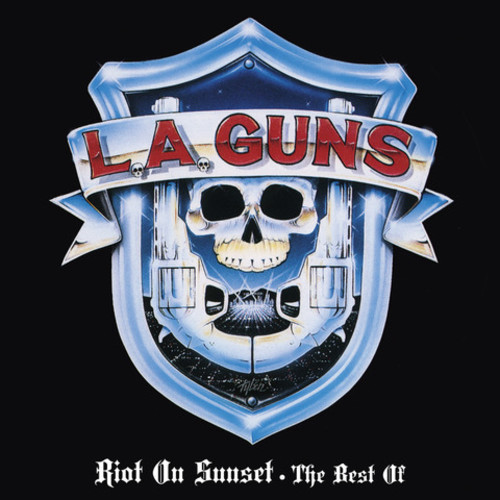 L.A. Guns - Riot On Sunset - The Best Of (Ltd) (Red)