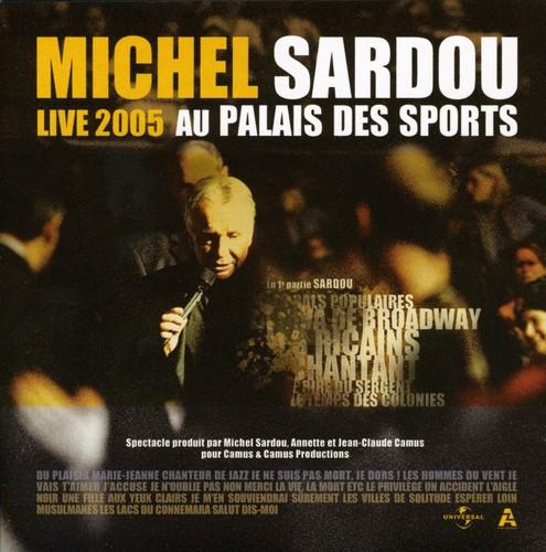 Live 2005 Au Palais Des Sports [Import]