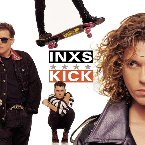 INXS - Kick: 30th Anniversary Edition [RSC 2018 Exclusive Red LP]