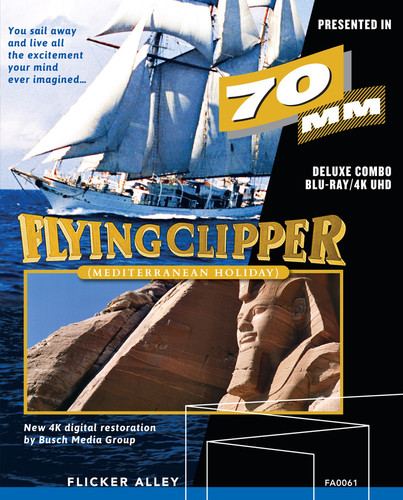 Flying Clipper (aka Mediterranean Holiday)