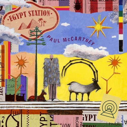 Paul McCartney - Egypt Station [Deluxe 2LP]