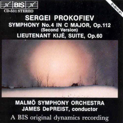 Symphony 4 /  Lieutenant Kije Suite