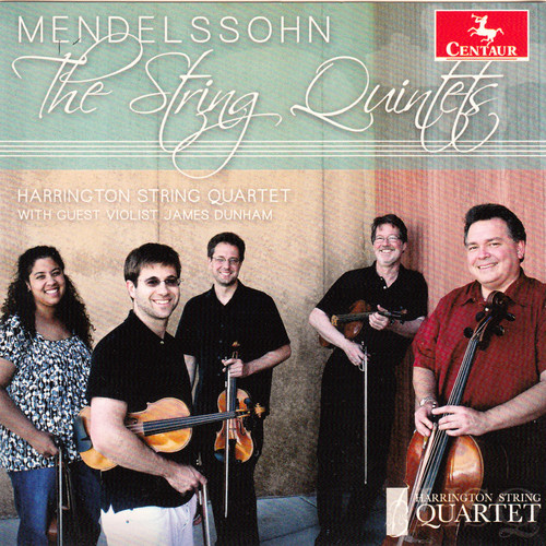 Mendelssohn: The String Quintets