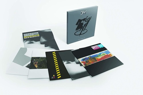 "Depeche Mode - Black Celebration: The 12"" Singles [5x12in Vinyl Box Set]"