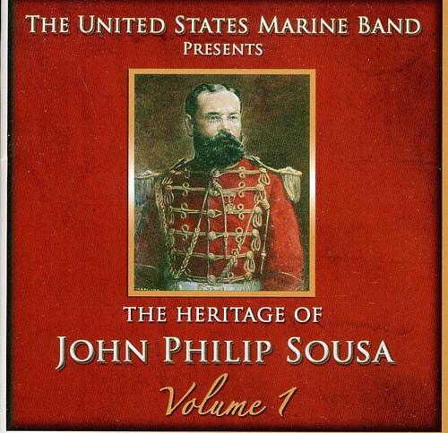 Heritage of John Philip Sousa, Vol.1