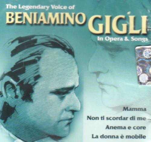 Beniamino Gigli - Gigli In Opera & Song