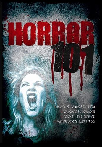 Tindall/Haeberman - Horror 101