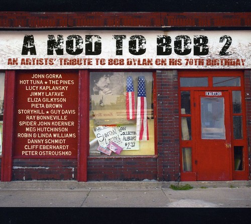 Nod To Bob 2 - Artists Tribute To Bob Dylan On His 7