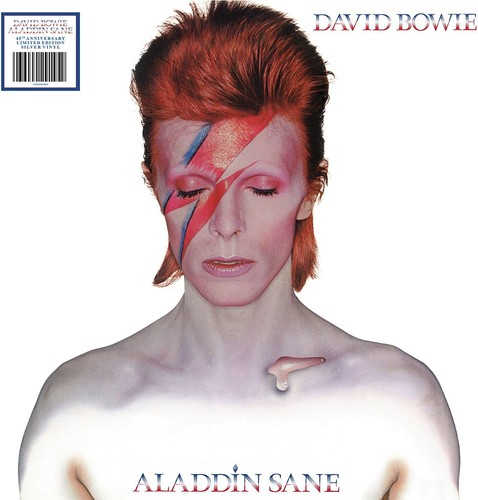 David Bowie - Aladdin Sane (45th Anniversary) [Import Limited Edition LP]
