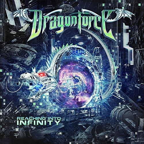 DragonForce - Reaching Into Infinity [Import LP]