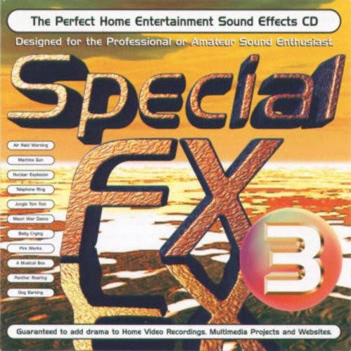 Special FX 3 (Original Soundtrack)
