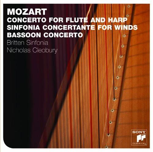 Mozart / Britten Sinfonia - Mozart: Concerto For Flute & Harp