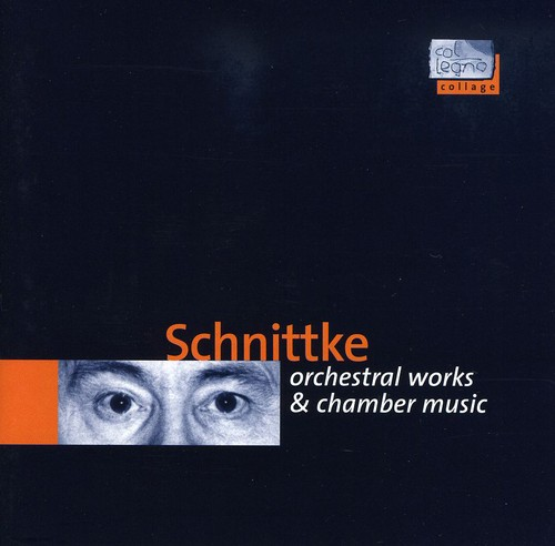 Orchestral & Chamber Works