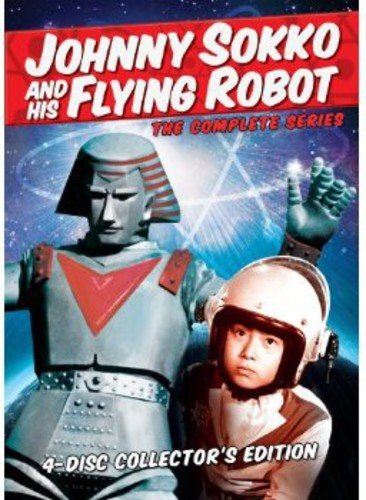 Johnny Sokko and His Flying Robot: The Complete Series