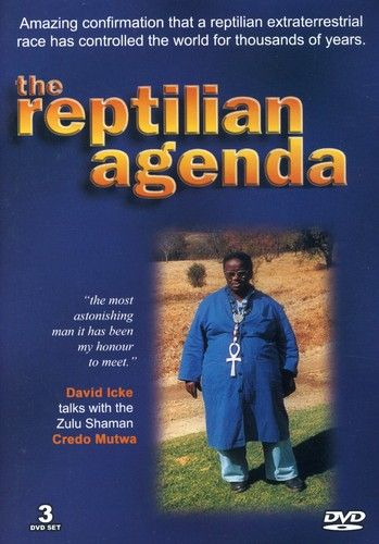 David Icke: The Reptilian Agenda