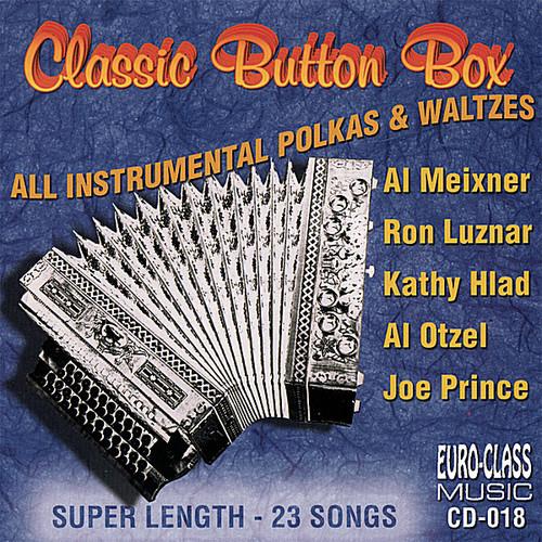 Classic Button Box /  Various
