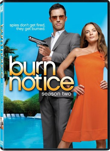 Burn Notice [TV Series] - Burn Notice: Season 2