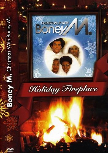Christmas With Boney M.-Holiday Fireplace [Import]