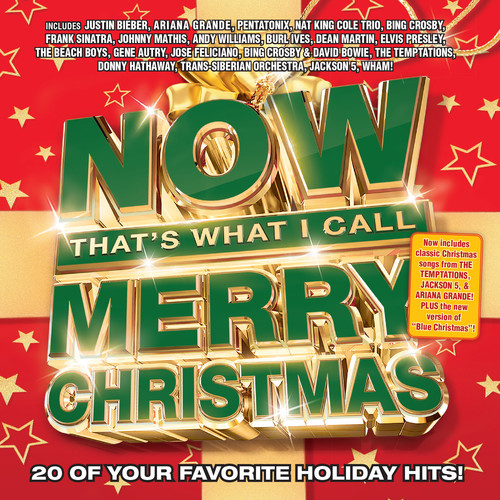 Now Merry Christmas (2017) (Various Artists)