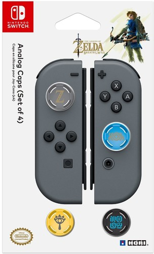 - HORI Analog Caps - Zelda Edition for Nintendo Switch