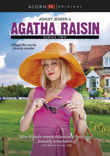 Agatha Raisin: Series Two
