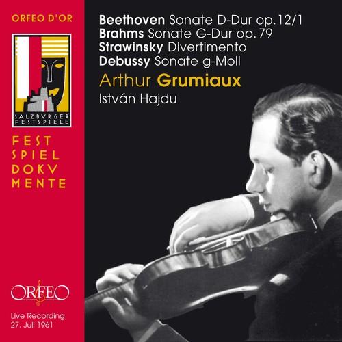 Arthur Grumiaux - Sonatas