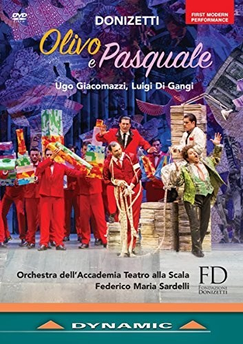 Donizetti: Olivo e Pasquale