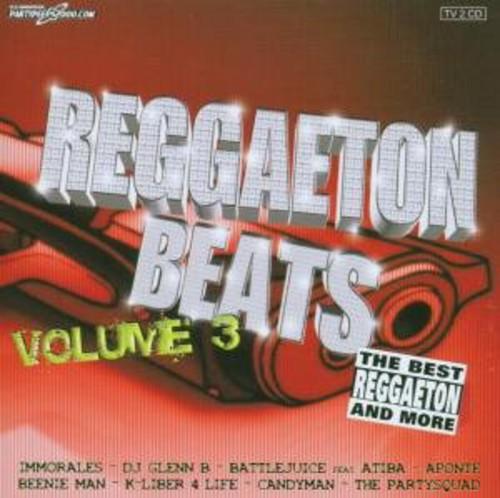 Reggaeton Beats, Vol. 3 [Import]