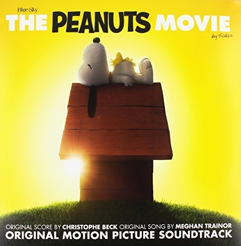 Peanuts Movie Soundtrack [Exclusive 2 LPs - 1 Yellow, 1 Brown]