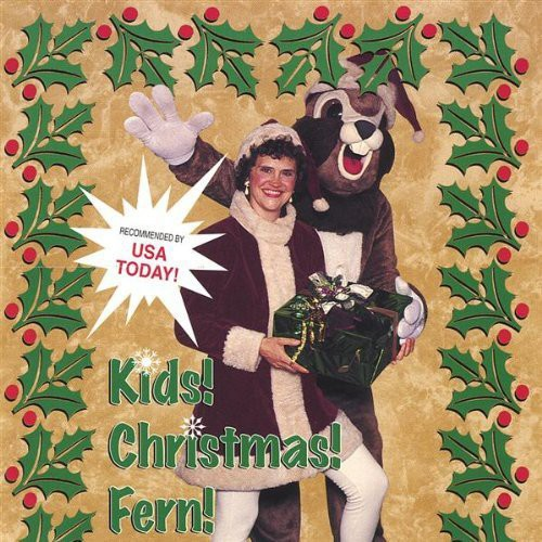 Kids! Christmas! Fern!