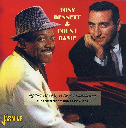 Tony Bennett & Count Basie - Together At Last [Import]