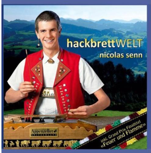 Hackbrett Welt [Import]