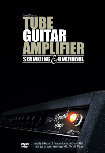 Tube Guitar Amplifier Service and Overhaul