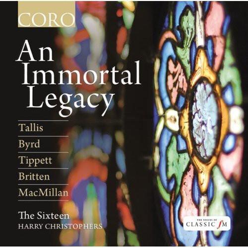 Tallis / The Sixteen / Christophers - An Immortal Legacy