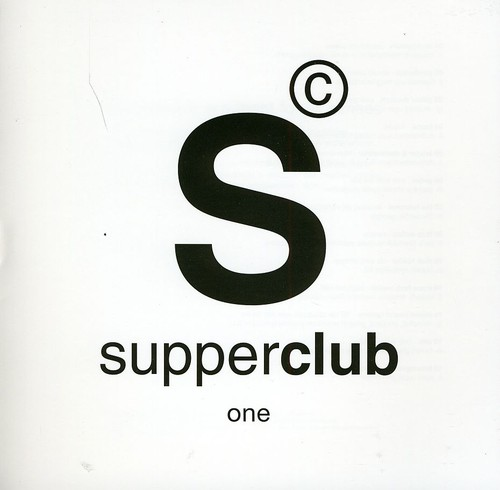 Supperclub 1 /  Various [Import]