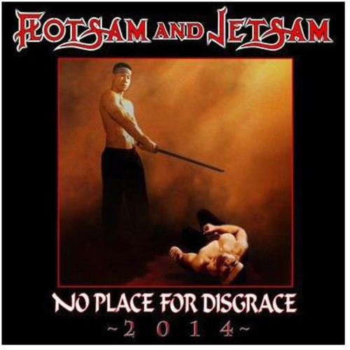 No Place for Disgrace 2014 [Import]