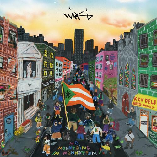 Wiki - No Mountains In Manhattan [LP]