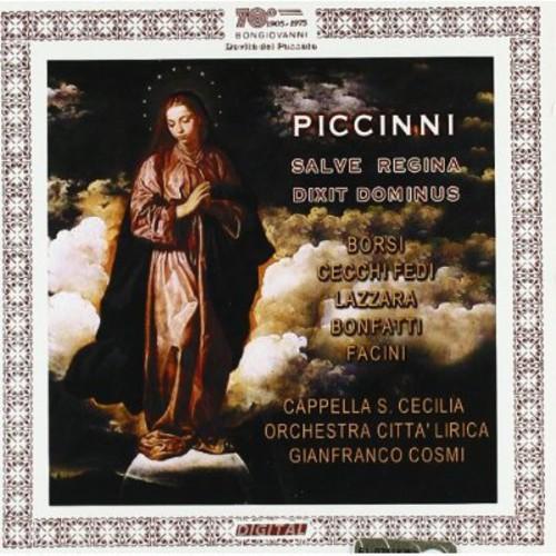Sinfonia in Sol /  Salve Regina /  Concertato