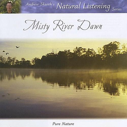 Misty River Dawn
