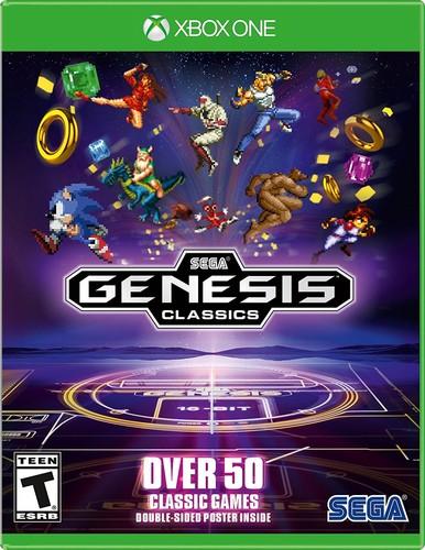 - SEGA Genesis Classics for Xbox One