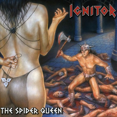 Ignitor - The Spider Queen