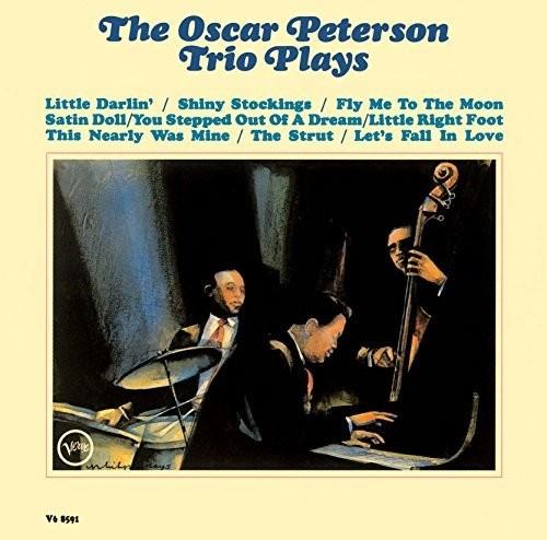 Oscar Peterson - Oscar Peterson Trio Plays Oscar (Shm) (Jpn)
