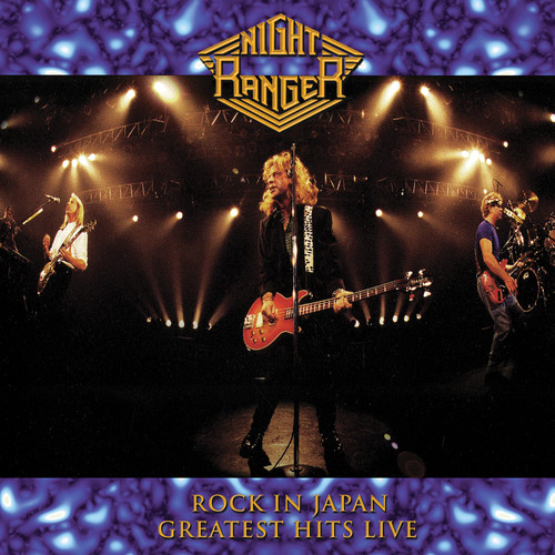 Night Ranger - Rock In Japan - Greatest Hits Live (Blue) [Limited Edition]