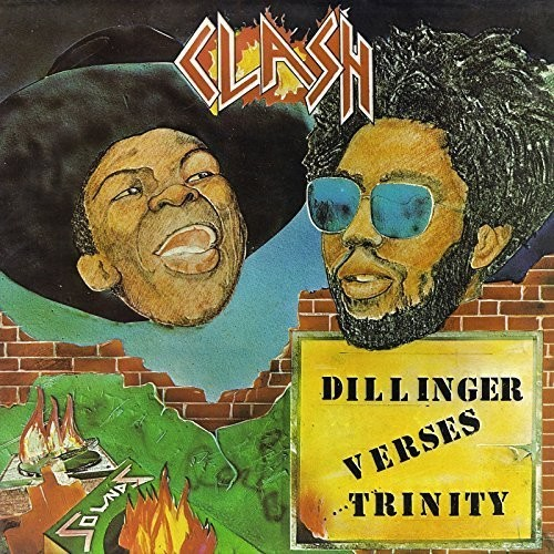 Dillinger - Clash (Uk)