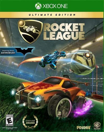 - Rocket League - Ultimate Edition (Ult)
