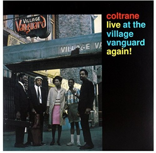 John Coltrane - Live At The Village Vanguard Again [Import LP]