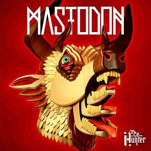 Mastodon - The Hunter [Red Vinyl]