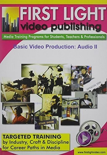 Basic Video Production: Audio II