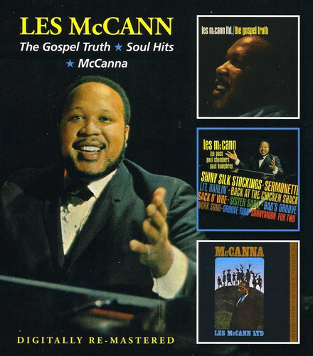 Gospel Truth /  Soul Hits /  McCanna [Import]