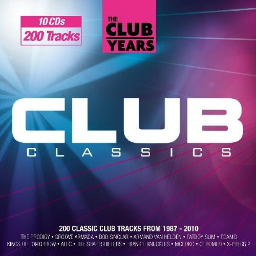 Club Years /  Various [Import]